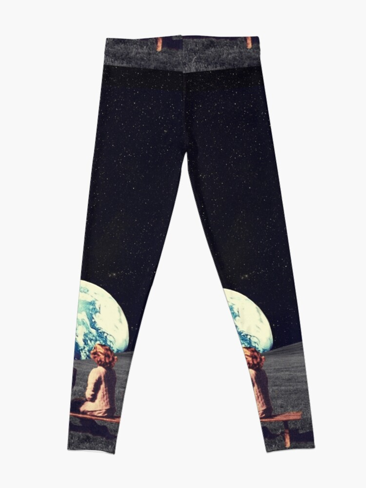 Alternate view of We Used To Live There Leggings