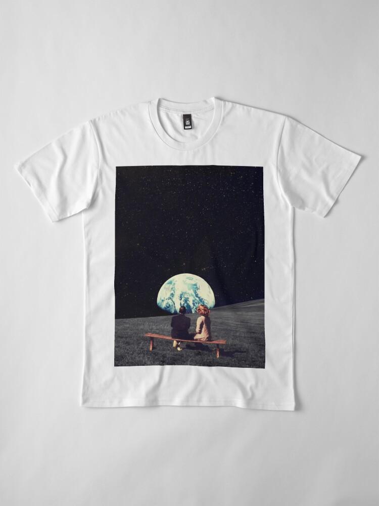 Alternative Ansicht von Wir lebten dort Premium T-Shirt