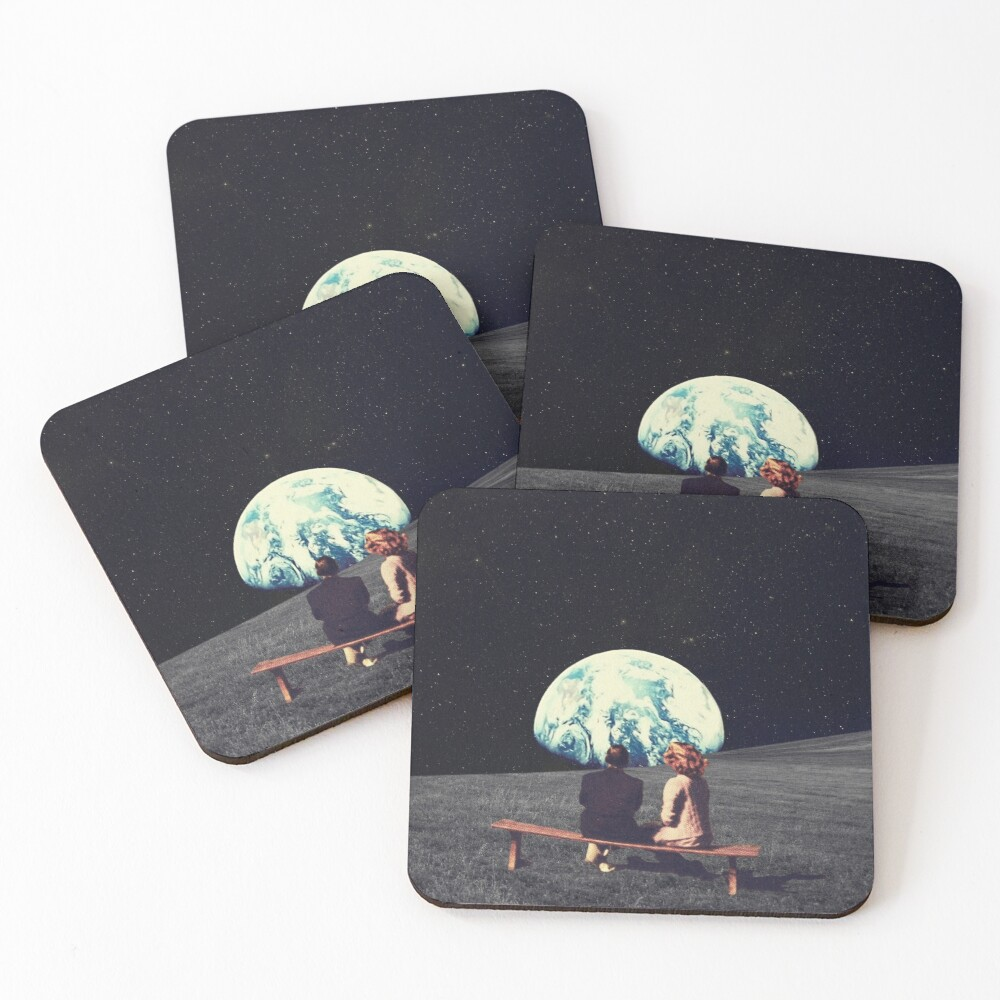 We Used To Live There Coasters (Set of 4)