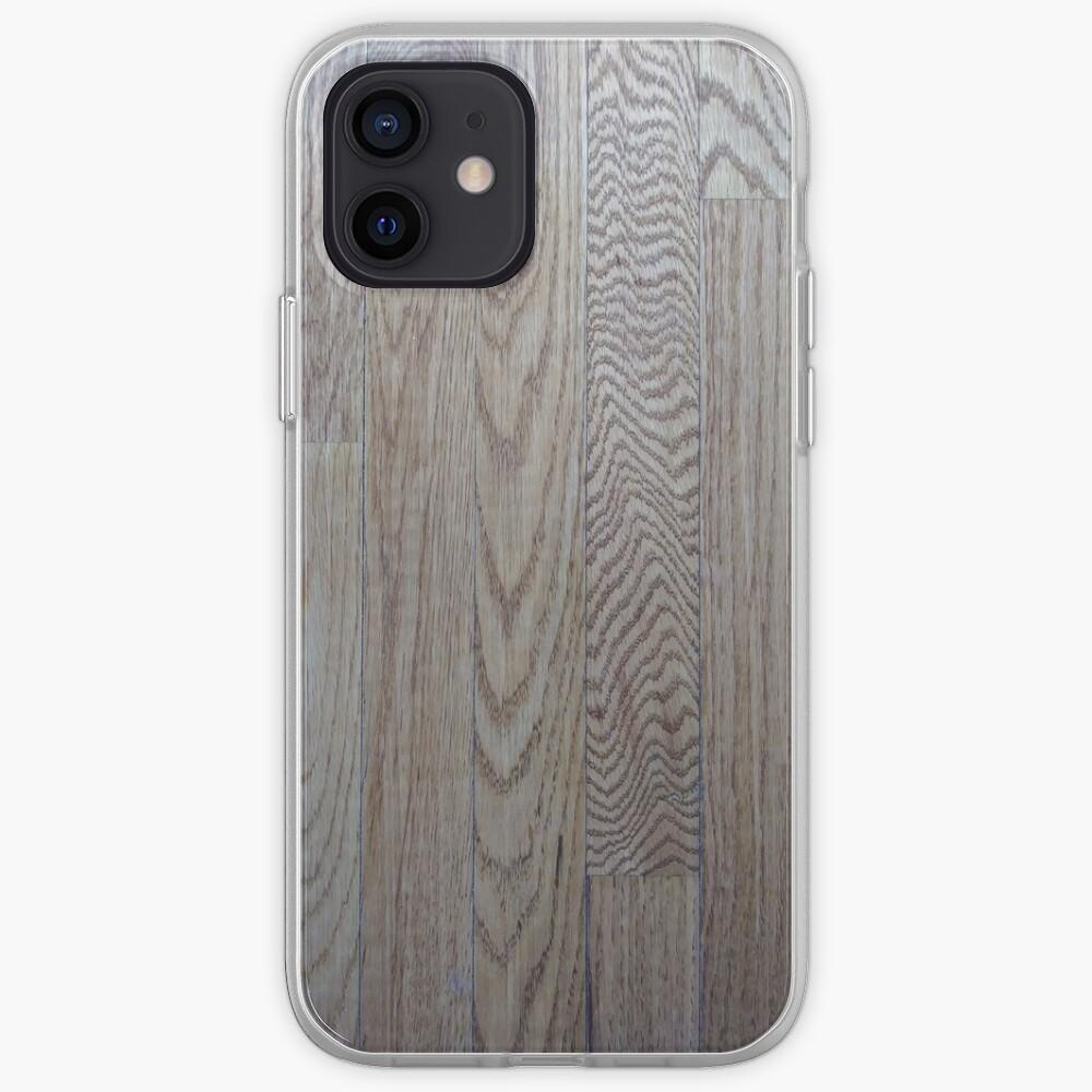 Wood flooring, New York, Manhattan, Brooklyn, New York City, architecture, street, building, tree, car,   iPhone Case & Cover