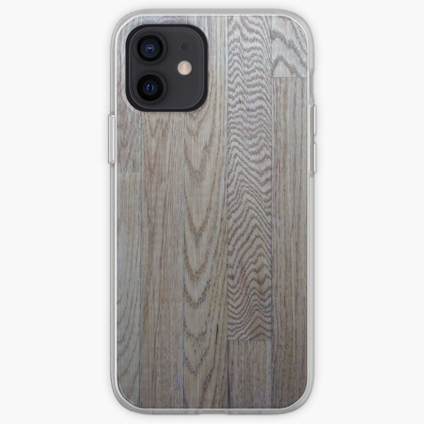 Wood flooring, New York, Manhattan, Brooklyn, New York City, architecture, street, building, tree, car,   iPhone Soft Case