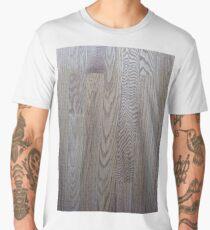 Wood flooring, New York, Manhattan, Brooklyn, New York City, architecture, street, building, tree, car,   Men's Premium T-Shirt