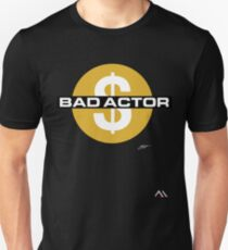 """Bad Actor"" 