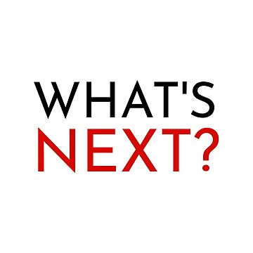 What's Next? quote from The West Wing by littlemamajama