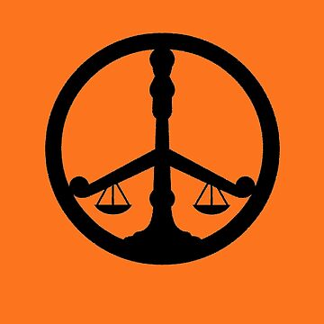 Peace and Justice by ArtByJPDesigns