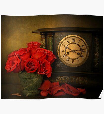 Enduring Roses Poster