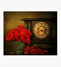 Enduring Roses Photographic Print