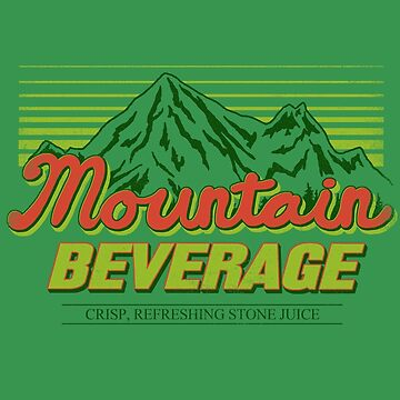 Mountain Beverage by wytrab8