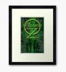 Off to see the wizard Framed Print
