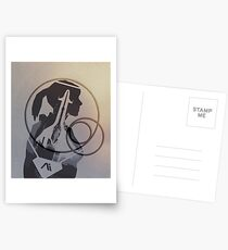 Andromeda-Initiative Postkarten