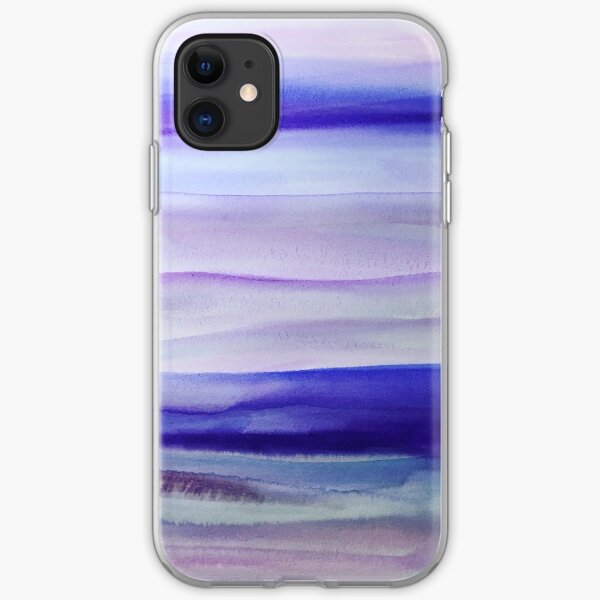 Purple Mountains' Majesty  iPhone Soft Case