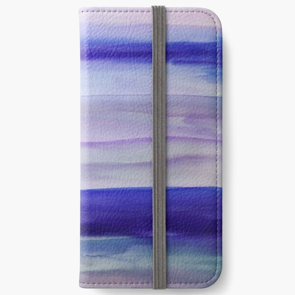 Purple Mountains' Majesty  iPhone Wallet