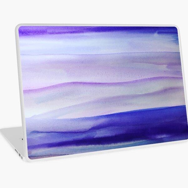 Purple Mountains' Majesty  Laptop Skin