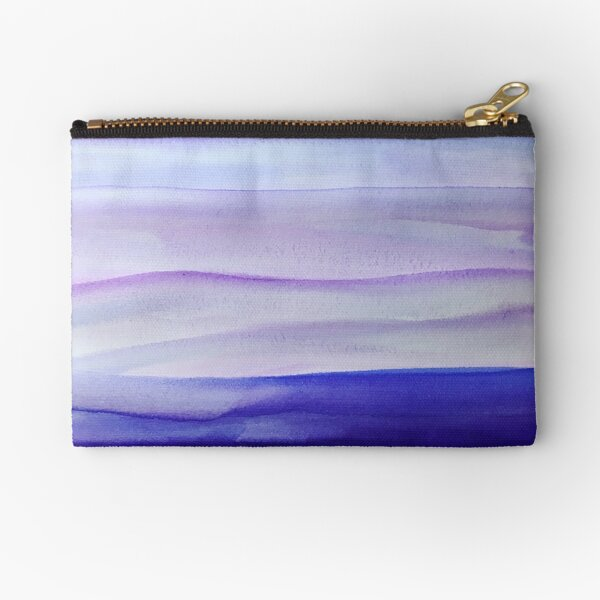 Purple Mountains' Majesty  Zipper Pouch