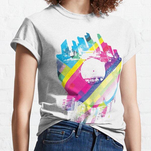 Urban Vinyl Classic T-Shirt