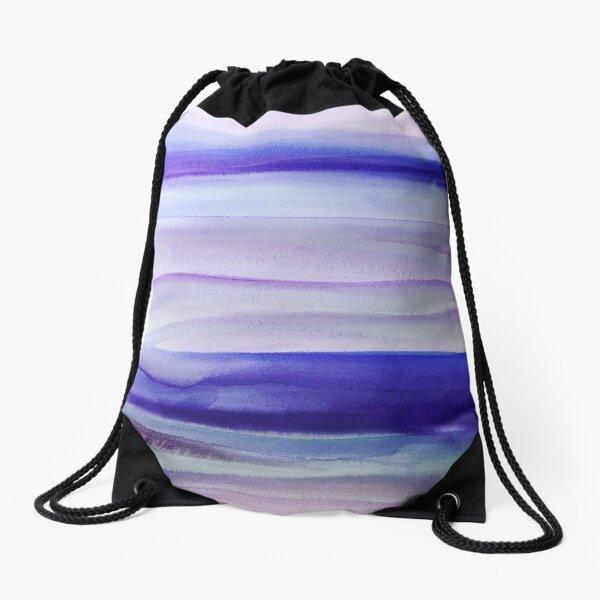 Purple Mountains' Majesty  Drawstring Bag