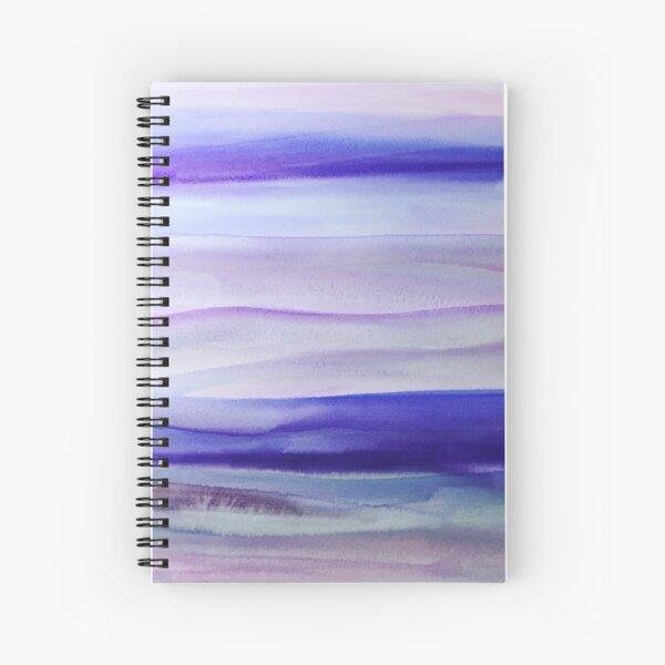 Purple Mountains' Majesty  Spiral Notebook