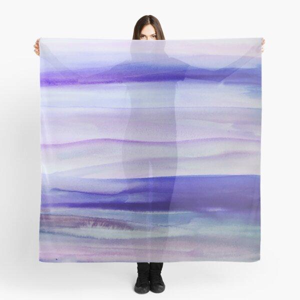 Purple Mountains' Majesty  Scarf