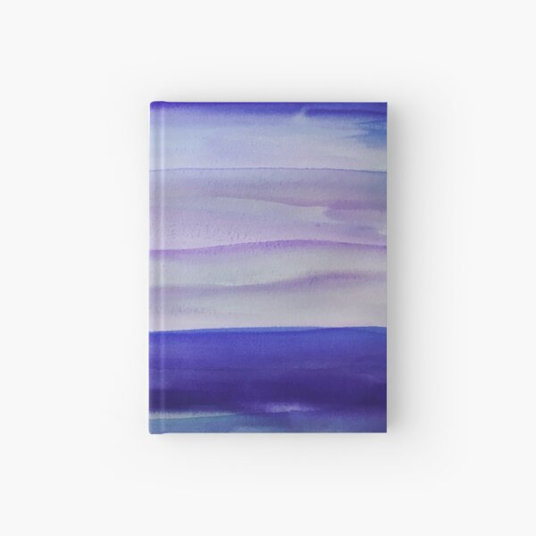 Purple Mountains' Majesty  Hardcover Journal