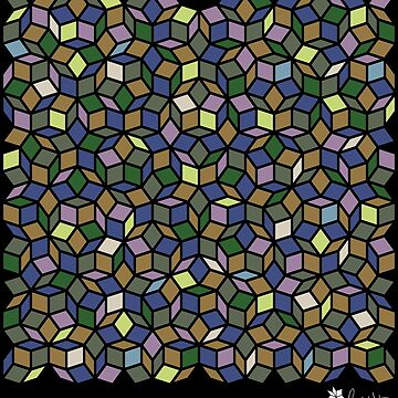 Penrose Tiling by paulwaters
