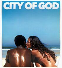 CITY OF GOD Poster
