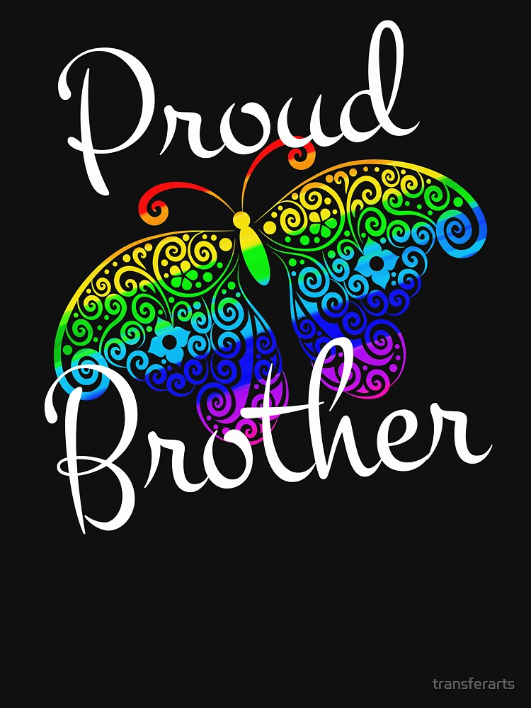 Proud Brother by transferarts