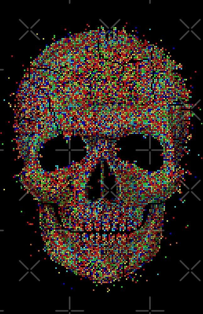 Acid Skull by Igor Sitchko