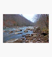 Williams River Photographic Print