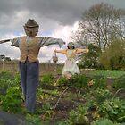 Mr & Mrs Scarcrow by Glen Allen