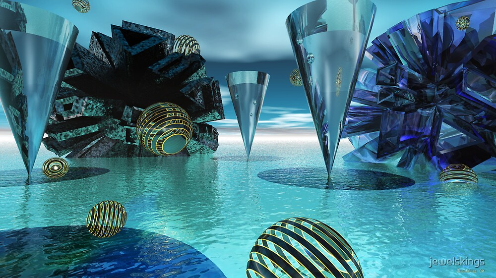 Oil & Water by jewelskings
