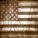 USA in Sepia by Jay Taylor