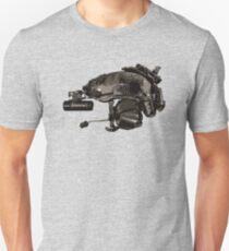 Tactical Brainbucket  Unisex T-Shirt