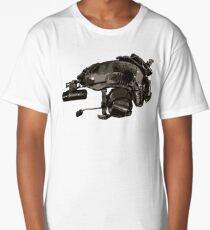 Tactical Brainbucket  Long T-Shirt
