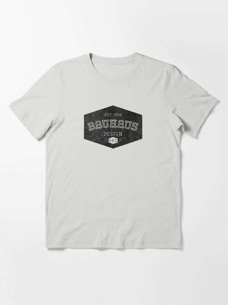 Alternate view of Bauhaus Design Essential T-Shirt
