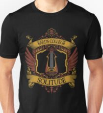 Bards College - Solitude Slim Fit T-Shirt