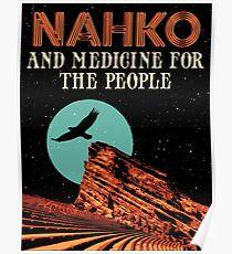 Nahko und Medizin für die Leute Poster