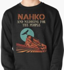 Nahko and medicine for the people Pullover Sweatshirt
