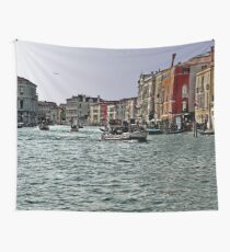 GRAND CANAL VENICE Wall Tapestry
