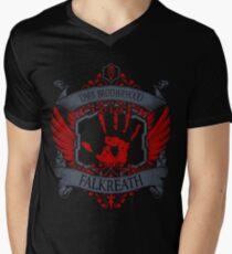 Dark Brotherhood - Falkreath Men's V-Neck T-Shirt