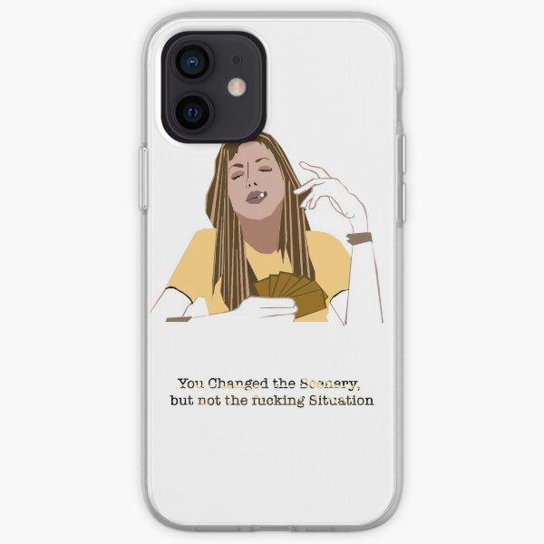 Girl Interrupted  iPhone Soft Case