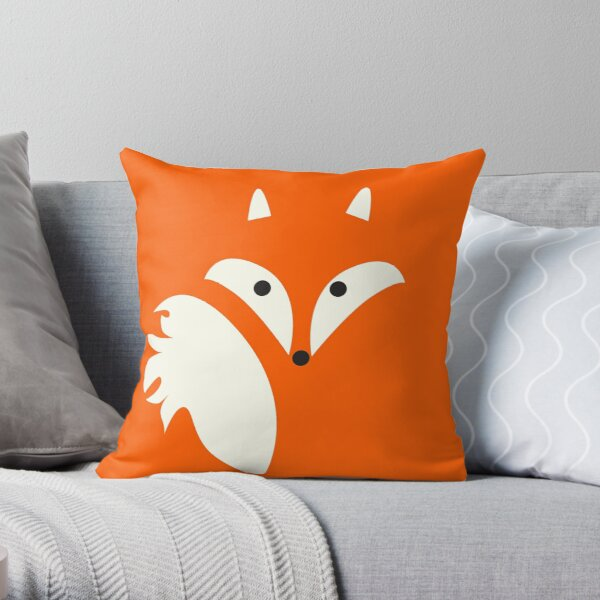 Fox You! Throw Pillow