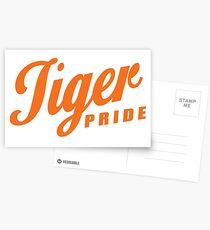 Tiger Pride! Postcards