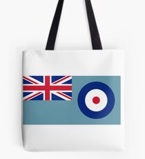 Air Force Ensign of the United Kingdom Tote Bag