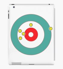 Miracurl on Ice 2018 iPad Case/Skin