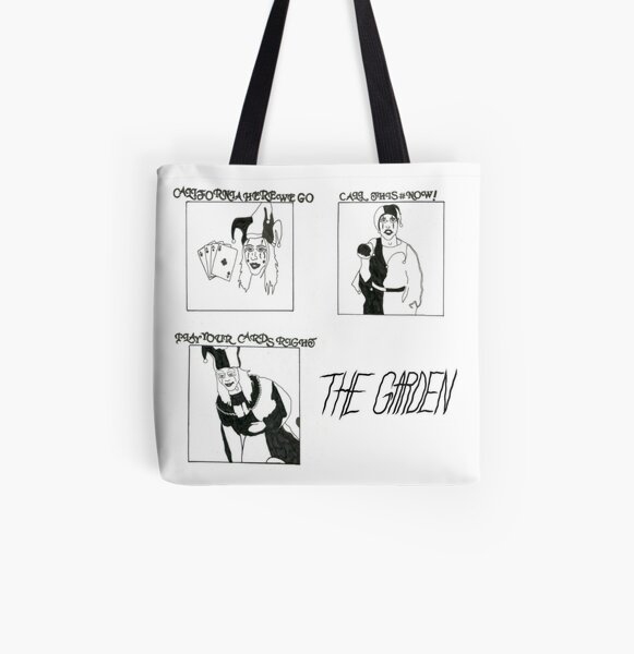 //The Garden Jesters// All Over Print Tote Bag