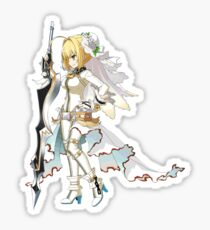 Fate/Grand Order: Nero Claudius Bride sticker Sticker