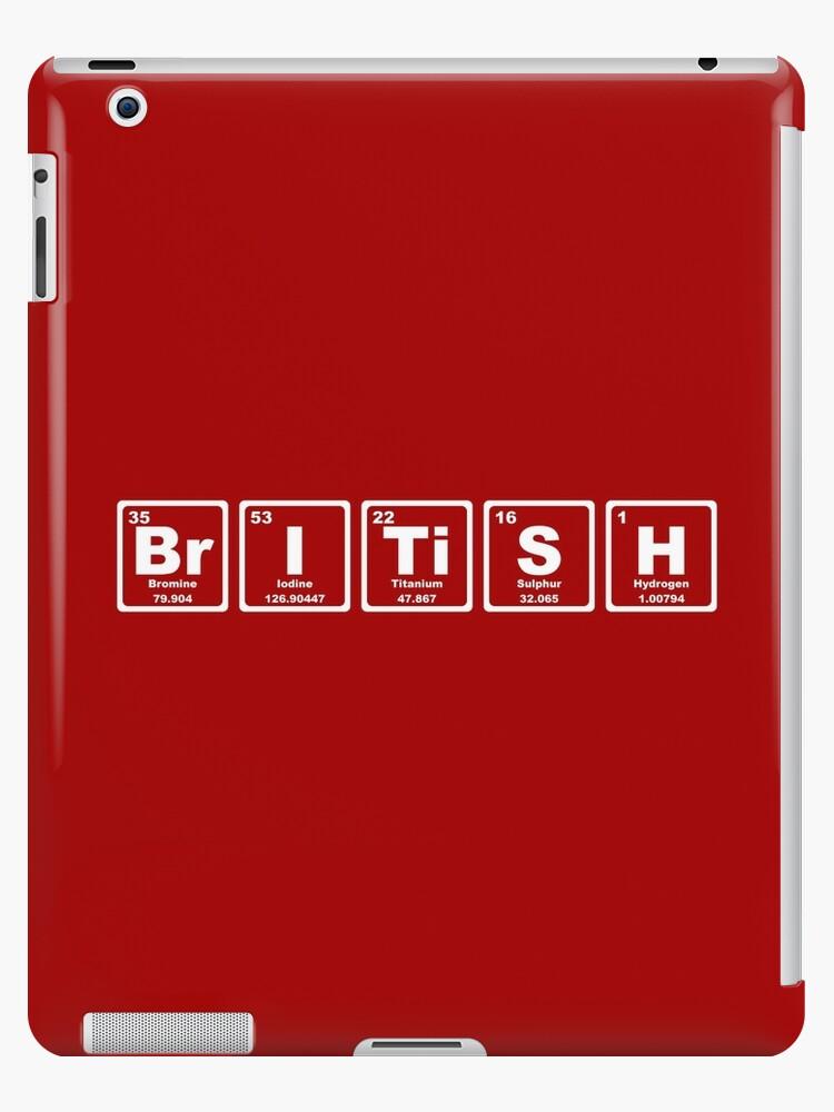 British - Periodic Table by graphix