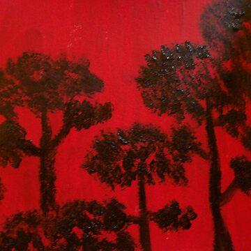 Blood Red Skies by Aliree