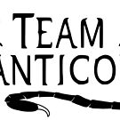 Team Manticore Logo by Team Manticore