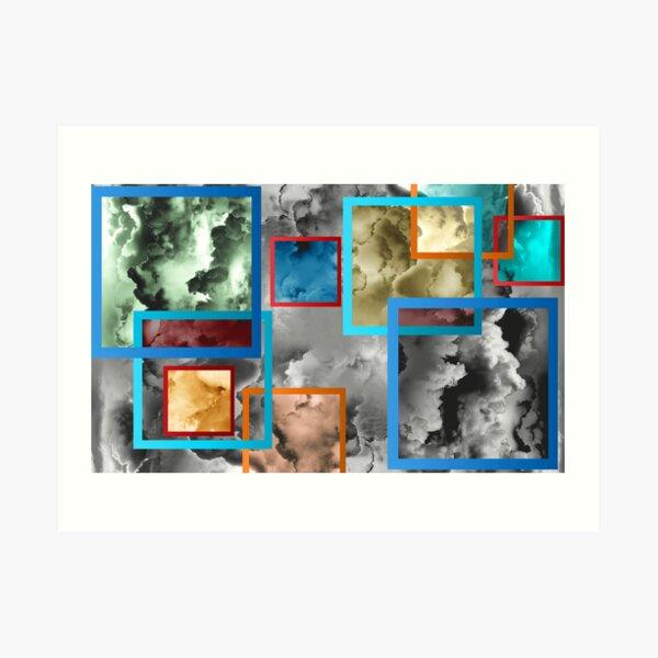 Distinct Opinions Art Print